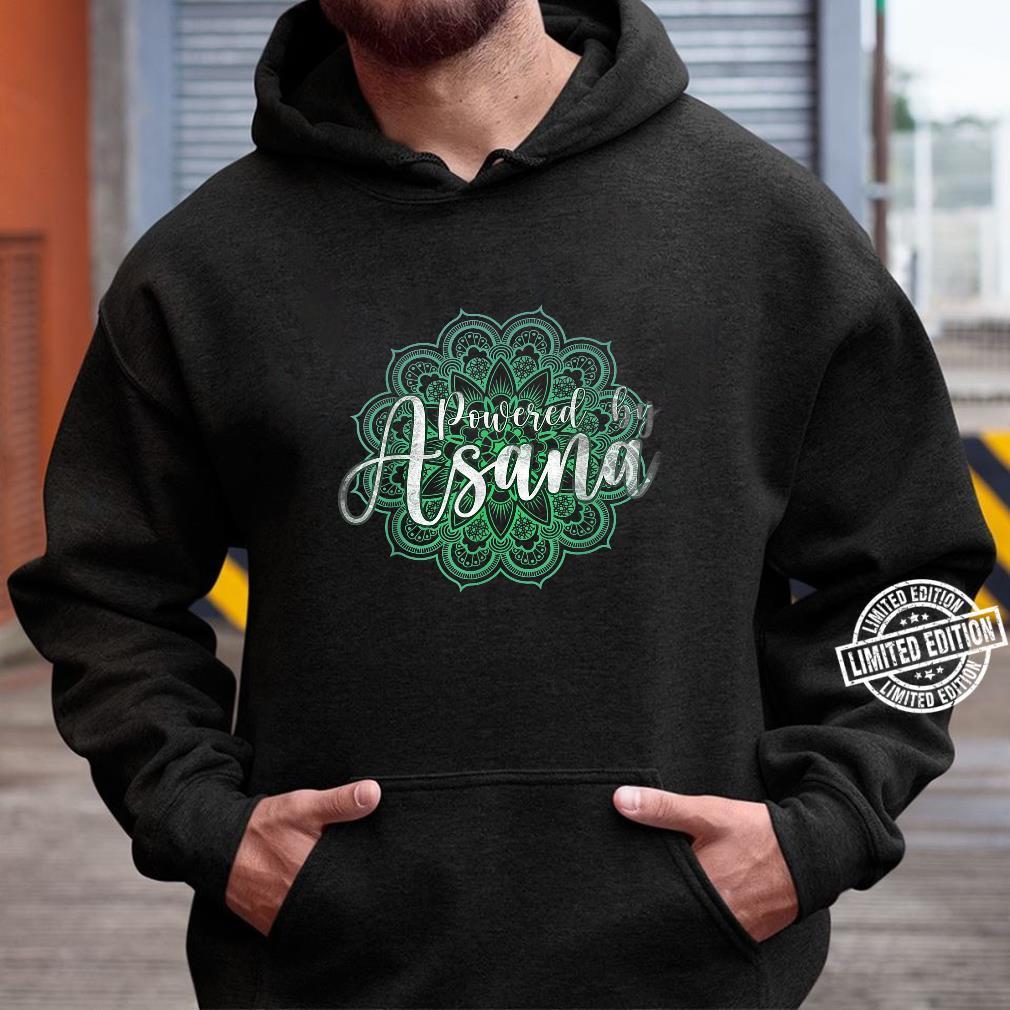 Asana Yoga Outfit Shirt hoodie