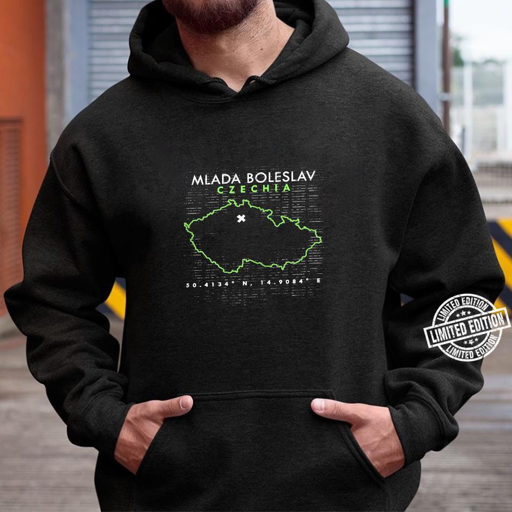 Czech Republic Mlada Boleslav Shirt hoodie