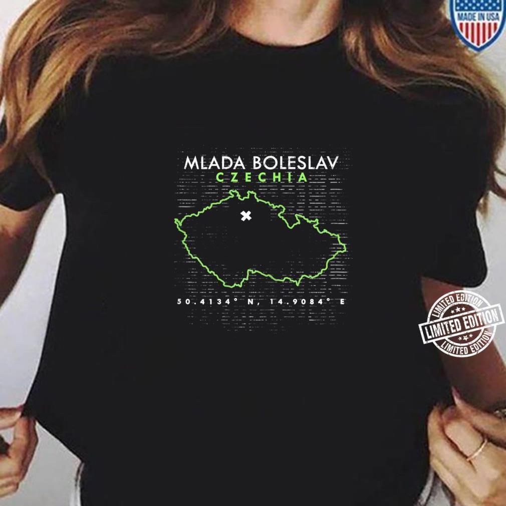 Czech Republic Mlada Boleslav Shirt ladies tee