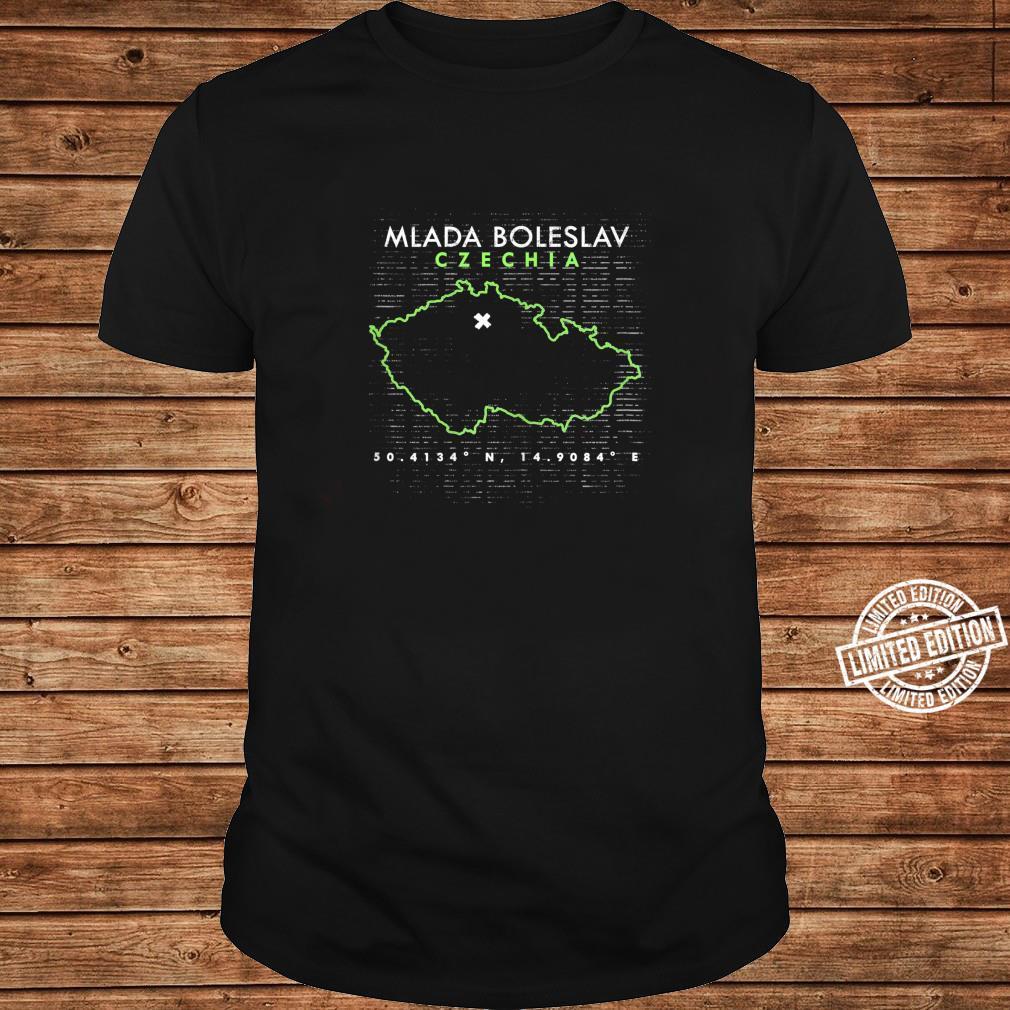 Czech Republic Mlada Boleslav Shirt long sleeved