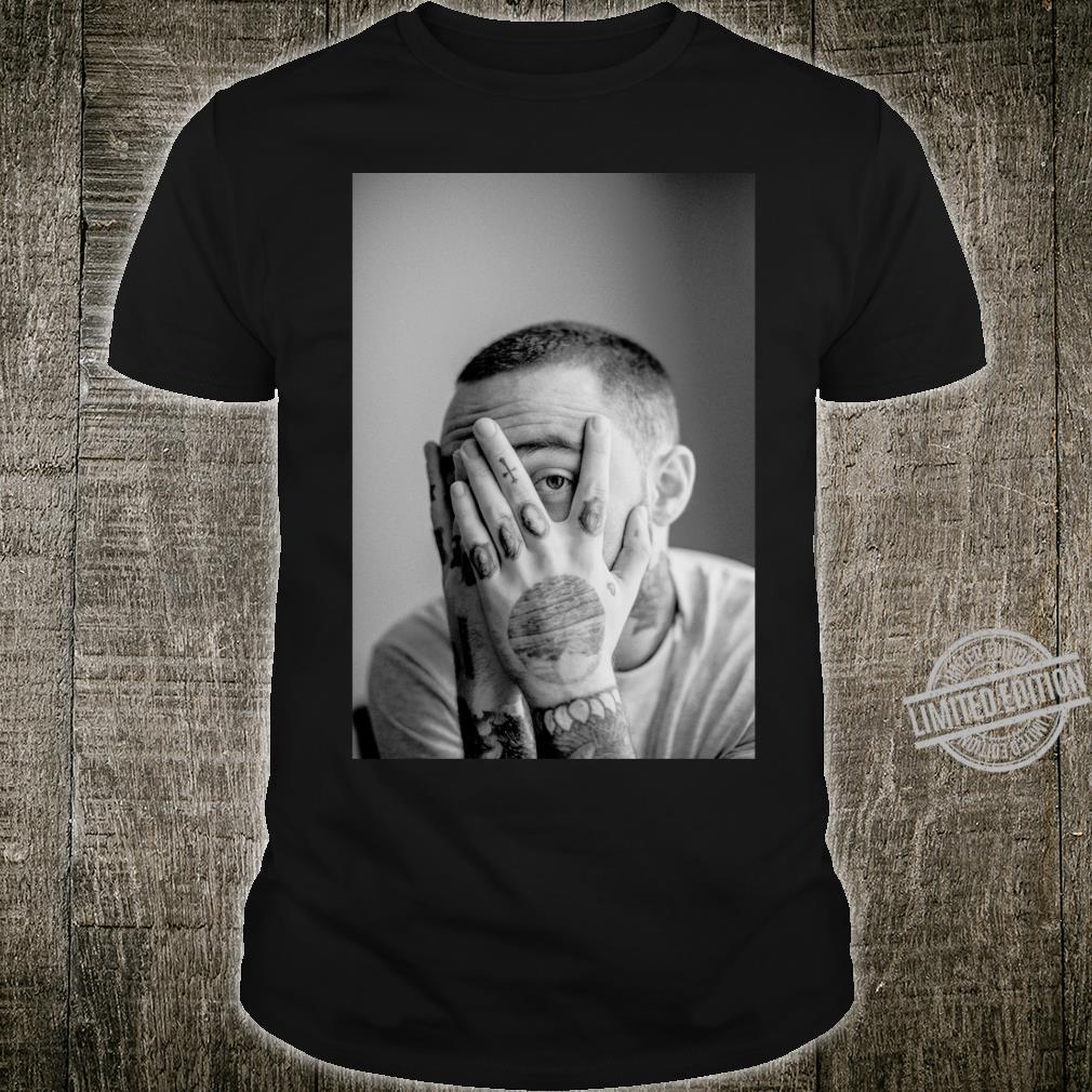 Mac Black And White Shirt
